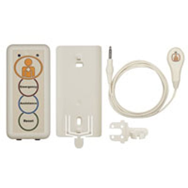 Room Unit with IP67 Pear Push Lead