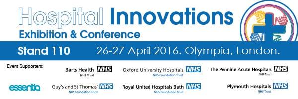 Hospital Innovations Banner