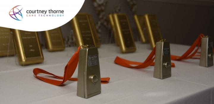 Outstanding employees recognised at Courtney Thorne awards ceremony