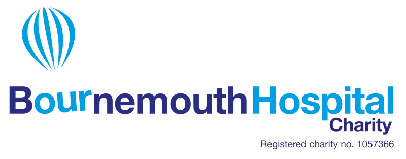Bournemouth hospital charity logo