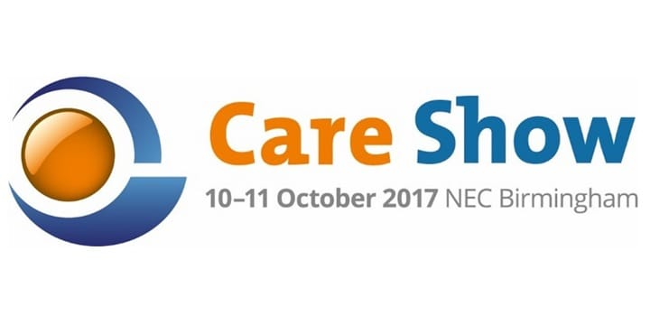Courtney Thorne is exhibiting at Care Show in Birmingham