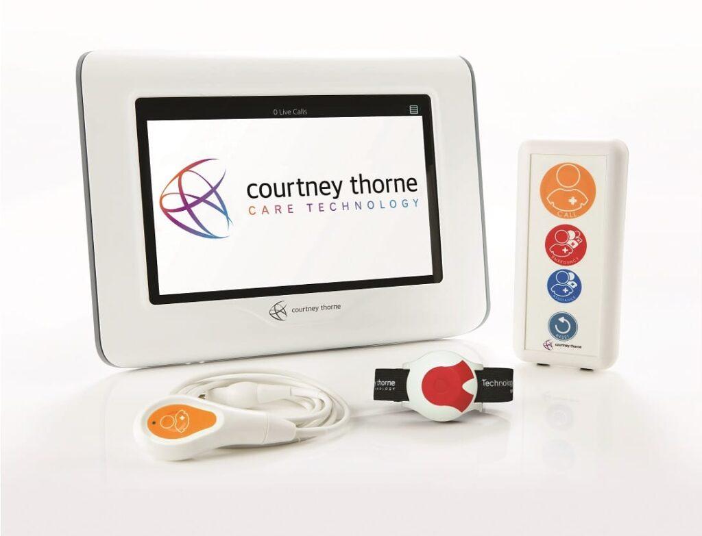 Courtney Thorne - Altra Care wireless nurse call system