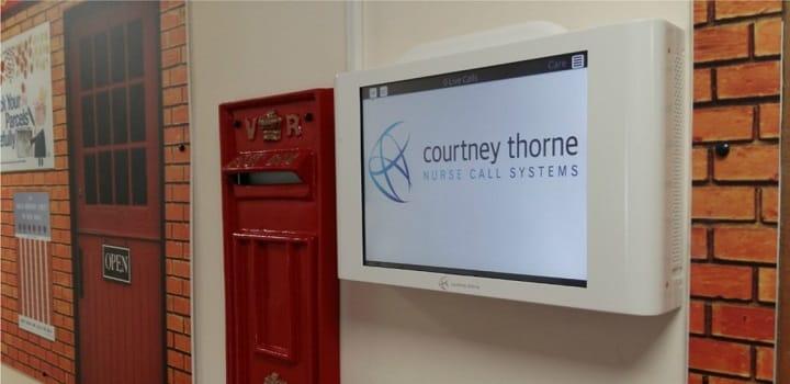 SMART nurse call system - dementia technology